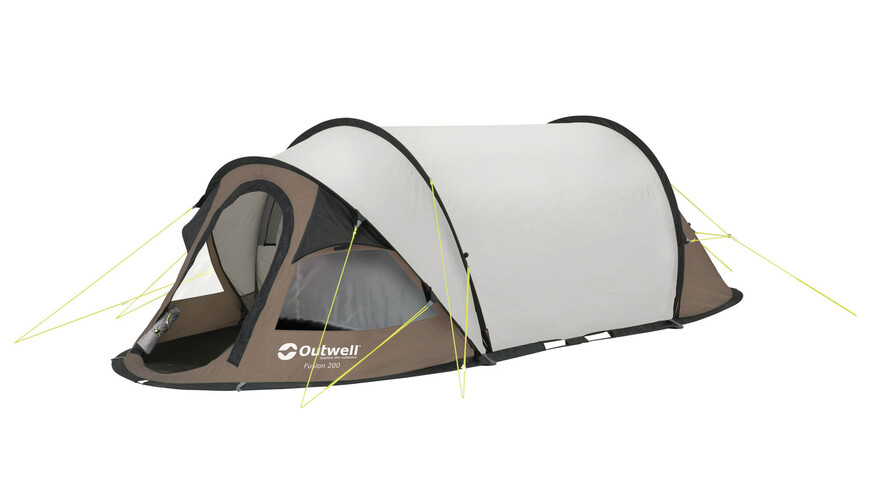Outwell Fusion 200 mocca